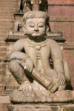 bhaktapur nyatapola świątyni Fotografia Stock