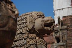 Bhaktapur square -  Nepal Stock Photo