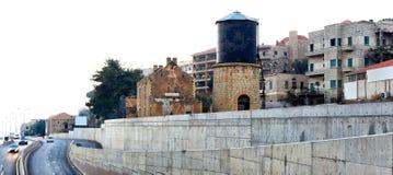 Bhamdoun, Líbano Imágenes de archivo libres de regalías