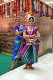 Bharatanatyam fotografia stock libera da diritti
