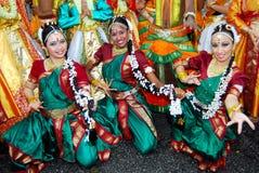 Bharatanatyam Στοκ Φωτογραφία
