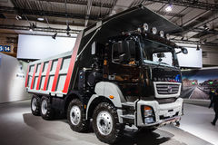 BharatBenz 3143 CM Daimler India Truck Stock Images