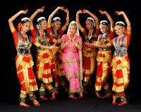 Bharatha Natyam Stock Image