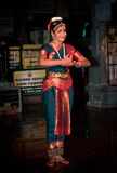 Bharathanatyam Stock Photography