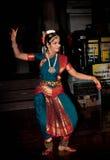 Bharathanatyam Imagen de archivo libre de regalías