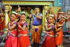 Bharathanatyam Royalty Free Stock Photography