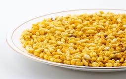 Bhel普里食物 图库摄影