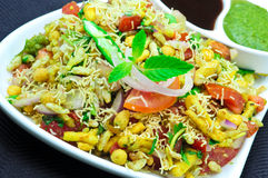 Bhel Puri Stock Photography
