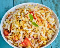Bhel Puri Royalty Free Stock Photography