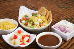 Bhel Puri Royalty Free Stock Images