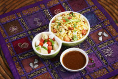 Bhel Puri Royalty Free Stock Photo