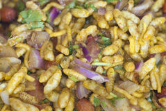 Bhel Puri - chat Royalty Free Stock Photography