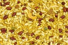 Bhel Puri. Indian special traditional street food `BHEL PURI royalty free stock photos