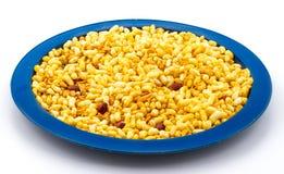 Bhel Puri jedzenie zdjęcie stock