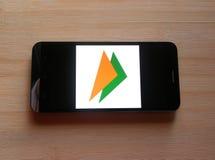 BHIM app στοκ εικόνα