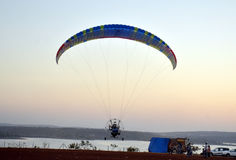 Bhoj adventure fest in Bhopal Stock Photo