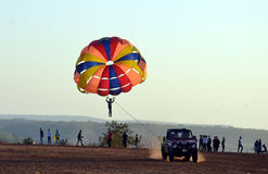 Bhoj adventure fest in Bhopal Stock Image