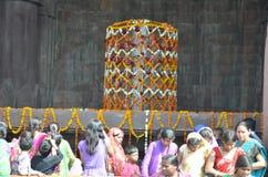 Bhojpur Shiva Temple, Bhopal royalty-vrije stock afbeeldingen
