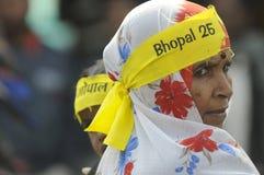 Bhopal agitacja. Obraz Stock
