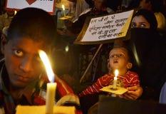 Bhopal gastragedi Royaltyfri Bild