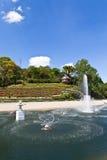 Bhubing palace. Some area of the Bhubing palace, Thailand royalty free stock photography