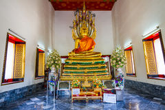 Bhuda图象泰国 库存图片