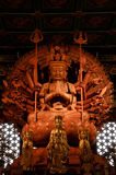 Bhudda. In china temple,Thailand Royalty Free Stock Photography