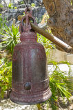 Bhudda bell. From temple in Thailand Stock Photos
