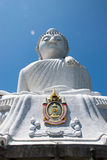 Bhudda grande em Phuket, Tailândia Imagens de Stock