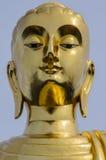Bhudda Head. Big bhudda head in thailand Stock Image