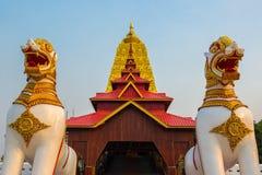 Bhudda Kaya en Kanchanaburi Tailandia Imagenes de archivo