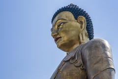 Bhuddha Dordenma, Timbu, Bhután Fotografía de archivo libre de regalías