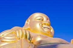 bhuddha duży chiangmai złocisty statuy th Zdjęcia Stock