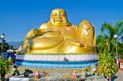 bhuddha duży chiangmai złocisty statuy th Fotografia Royalty Free
