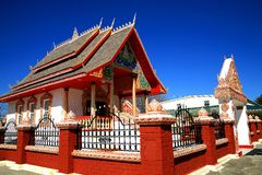bhuddist寺庙 免版税库存照片