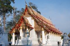 bhuddist寺庙 免版税图库摄影