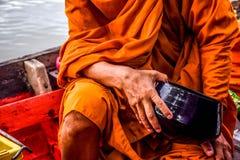 Bhuddist tradition Royaltyfri Fotografi