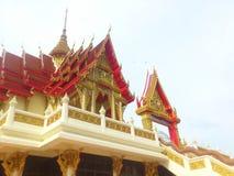 Bhuddistkerk Stock Afbeelding