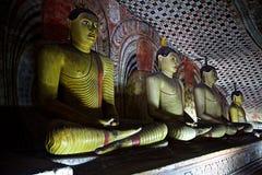Bhudha statua Obraz Stock