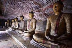 Bhudha statua Zdjęcie Stock