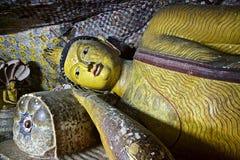 Bhudha staty Fotografering för Bildbyråer