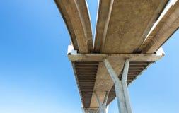 Bhumibol桥梁 免版税图库摄影