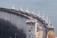 bhumibol水坝省达泰国 图库摄影