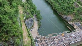 Bhumibol水坝 股票视频