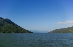 Bhumibol水坝 免版税库存图片
