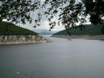 Bhumibol水坝 图库摄影