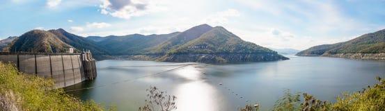 Bhumibol水坝 库存照片