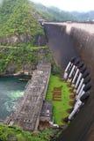 Bhumibol barrage Royalty Free Stock Photos