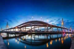 Free Bhumibol Bridge Royalty Free Stock Photography - 85660137