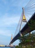 Bhumibol Bridge Royalty Free Stock Images